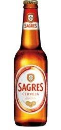 Portugal beer ポルトガル ビール サグレス瓶 330ml/24本hir Sagres お届けまで10日程かかります