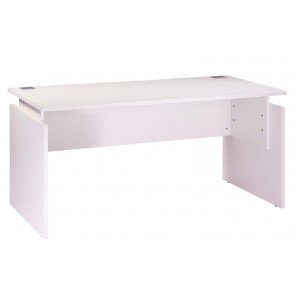 Simmob Office INEO 160x 80cm Height Adjustable White