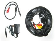 El-Mic100 Microphone Kit With 100 Foot Cable And Power Supply