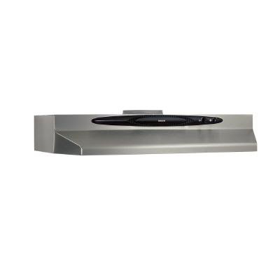 Kitchen range hood stainless steel under cabinet 30 inch - Kitchen hood under cabinet ...