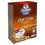 Quaker Oat Crisp 375g