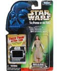 Star Wars Action Figur 69714 - Princess Leia Organa in Ewok Celebration Outfit (inkl. Freeze Frame Action Slide)