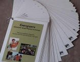 img - for Energizers; Classroom-based Physical Activities book / textbook / text book