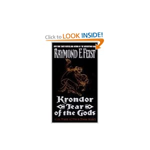 Tear of the Gods (Riftwar Legacy) - Raymond E. Feist