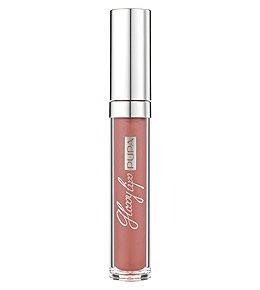 Glossy Lips Gloss Fluido Effetto Smalto Tonalità 302 Golden Caramel