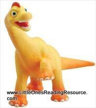 Learning Curve Dinosaur Train Ned Brachiosaurus
