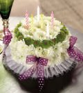 Same Day Flower Delivery It is Your Happy Birthday Cake