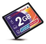 CF MEMORY CARD 2GB For Olympus Digital Camera E20 E20N