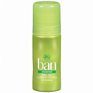 Ban RollーOn Unscented Antiperspirant & Deodorant 3.5 fl oz 無香タイプ