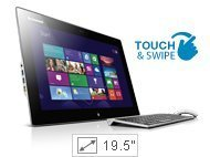 Lenovo All In One Flex20 (Multi-Touch) - 57327087 - 4th Generation Intel Core i5-4200U (1.60GHz 1600MHz 3MB)