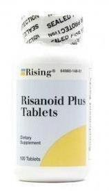 Risanoid Plus Tabs (Generic Lipoflavonoid) Size:
