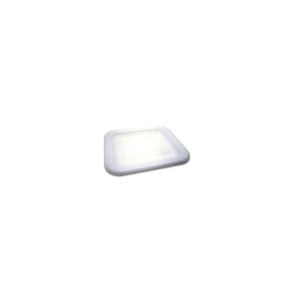 LID FOR TOTE BOX 3690, EA, 16 0193 RUBBERMAID COMMERCIAL UTILITY CARTS