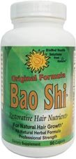 Buy Bao Shi Herbal Hair Vitamins