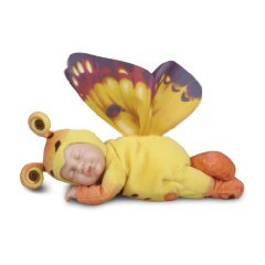 Anne Geddes Baby Butterflies 9 Orange & Yellow by Unimax Toys