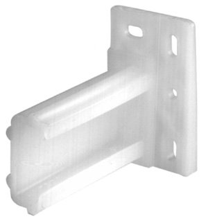 Hafele – HF-42186920 – Rear Mounting Bracket – Plastic, Natural Picture