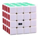New. Moyu Aosu New Structure 4x4 Speed Cube White - 1