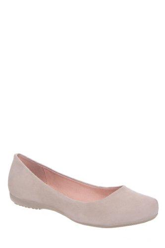 Chelsea Crew Georgina Gripped Sole Ballet Flat Shoe