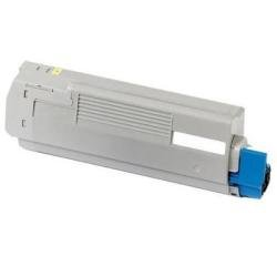 OKI - Toner cartridge - 1 x yellow - 2000 pages