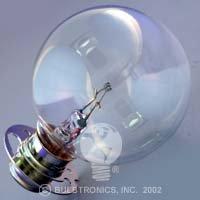 5A G16 1/2 /3 20V 100W 20V P30S / Sc Prefocus Clear G16 1/2 Incandescent