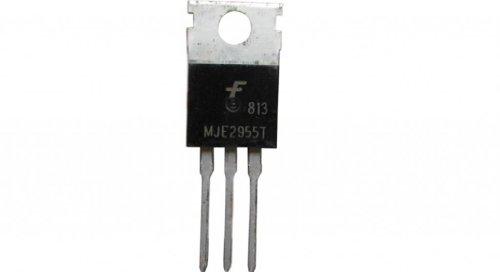 20Pcs MJE2955 2955 TO-220 PNP 3Pin General Purpose Bipolar Transistors