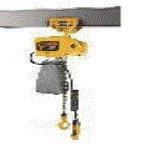 Harrington Nerp015S-15 Electric Chain Hoist 15' Of Lift 1-1/2 Ton