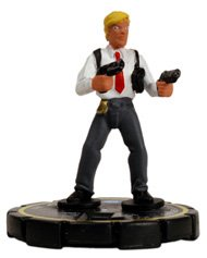HeroClix: Matches Malone # 203 (Limited Edition) - Unleashed - 1
