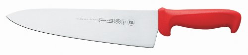 Mundial R5610-10 10-Inch Cook's Knife, Red