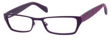 Marc By Marc Jacobs Marc by Marc Jacobs MMJ554 Eyeglasses-0YG8 Matte Violet/Matte Burgundy-50mm