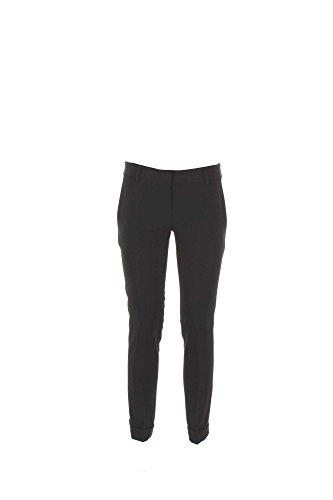 Pantalone Donna Hanita H.P040BAD.1119 Nero Autunno/Inverno Nero 46