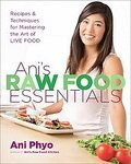 img - for Ani's Raw Food Essentials: Recipes and Techniques for Mastering the Art of Live Food [Hardcover] book / textbook / text book