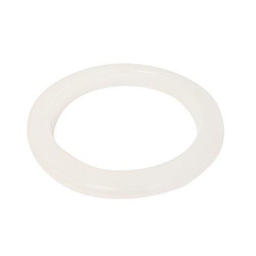 1 X Ceramic Porcelain Crock Plastic Protection Ring - White (Ceramic Crock Water Dispenser compare prices)