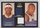 Carmelo Anthony David West #3 299 Denver Nuggets, New Jersey Nets (Basketball Card)...