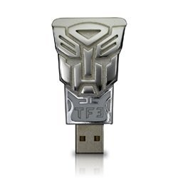 Transformers - Autobot 4GB USB Flash Drive