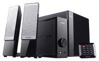 Microlab FC362W Aktivbox 2.1 FineCone wireless Lautsprechersystem (54 Watt RMS) schwarz