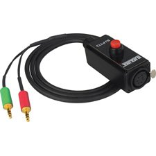 Atem Headset Push-To-Talk Belt-Clip Adapter 4-Pin Female Xlr-By-Camplex