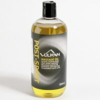 Vulkan Post Sport Muscle Relaxing Massage Oil 500ml