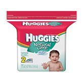 Huggies Natural Care Baby Wipes Refill Pack UnScented - 144 Each