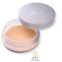 ピアベルピア フェースパウダーUV 20g ライトベージュ ピアベルピア化粧品