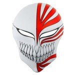 BLEACH Style Plastic Cosplay Halloween Decoration Mask with Elastic Band