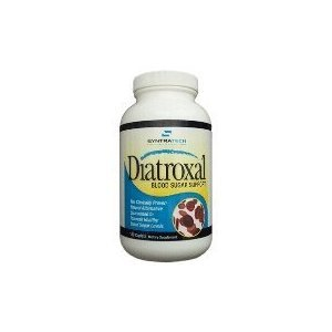 Diatroxal Diatraxol Blood Sugar Support (180 Caps)