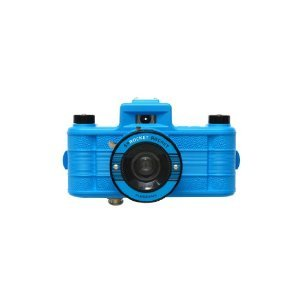 Lomography Sprocket Rocket Superpop! Blue Camera