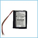 Replacement Battery TomTom ONE, ONE Europe, ONE Regional, RIDER, V2, V3 (120...