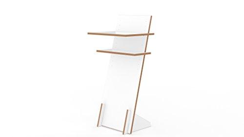 Tojo-151011058-Schreibtisch-120-x-50-x-5-cm-Wei