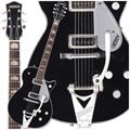 Gretsch G6128T-Gh George Harrison Custom Shop Tribute Duo Jet Electric Guitar With Hardshell Case
