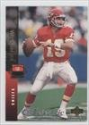 Joe Montana Chicago Bears, Kansas City Chiefs (Football Card) 1994 Upper Deck Electric Silver #133