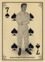 Buy 2013 Panini Golden Age Playing Cards #45 Mario Andretti by Panini