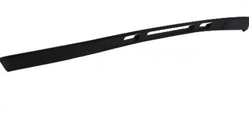 05-05 FORD EXCURSION / 05-07 FORD PICKUP SUPER DUTY F250 F350 F450 F550 FRONT LOWER VALANCE TEXTURED DARK GRAY (05 F250 Bumper compare prices)