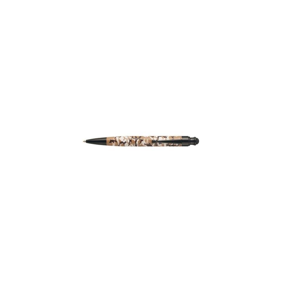 Monteverde One Touch Camouflage Stylus Ballpoint Pen
