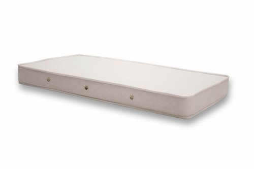 Safety 1st Gentle Dreams Baby Mattress, White