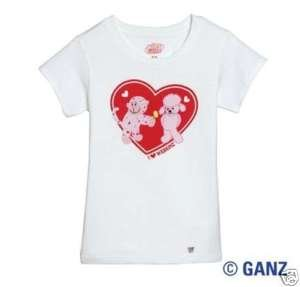 Valentine Kinz Clothes Tee Small